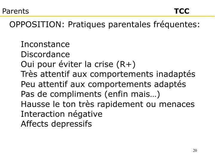 Trouble Déficit de l'Attention avec Hyperactivité - TDAH