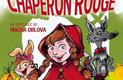 La folle histoire du chaperon rouge.
