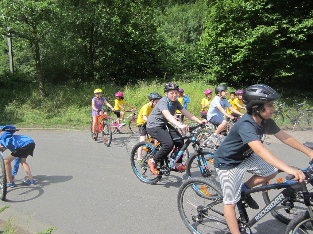 Sortie vélo sous le soleil : ce jeudi!