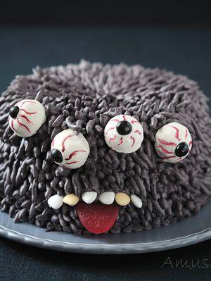 The monster cake