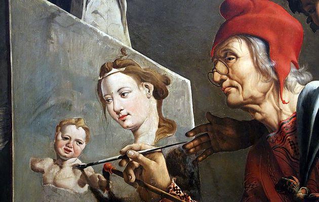 18 octobre Fête de Saint Luc, patron des médecins et des peintres
