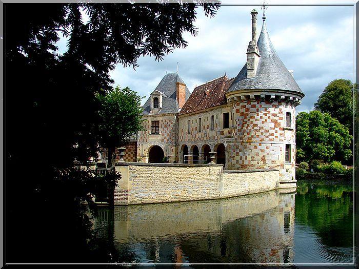 Diaporama château de Saint Germain de Livet
