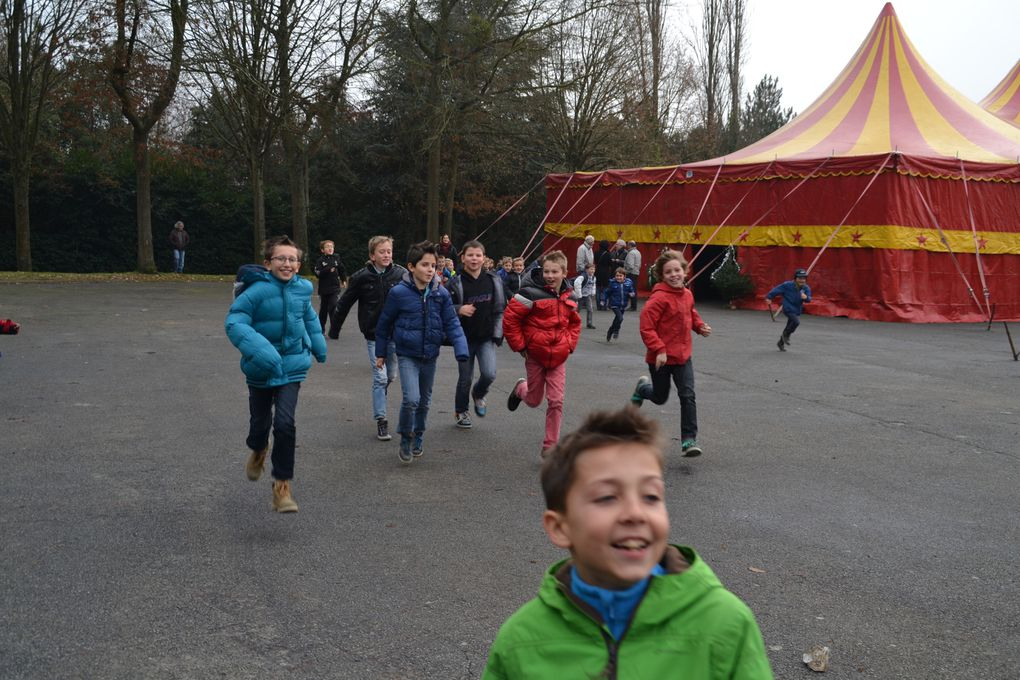 Cirque Medrano le 05/12/2014 à Nantes
