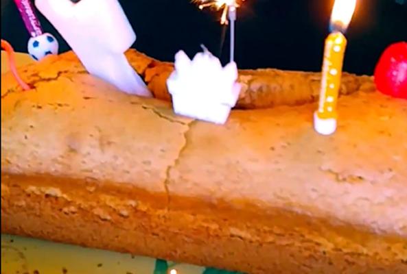 Gâteau / Cake caramel vanille Thermomix / Monsieur Cuisine Connect ou sans