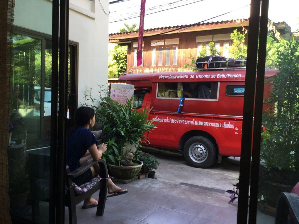 NORD-THAILANDE : 6  jours à CHIANG MAI