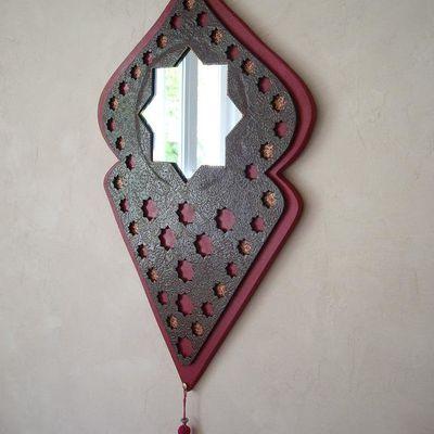Miroir babouche XL