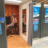Les députés veulent améliorer l'accessibilité des commerces aux personnes handicapées | LCP