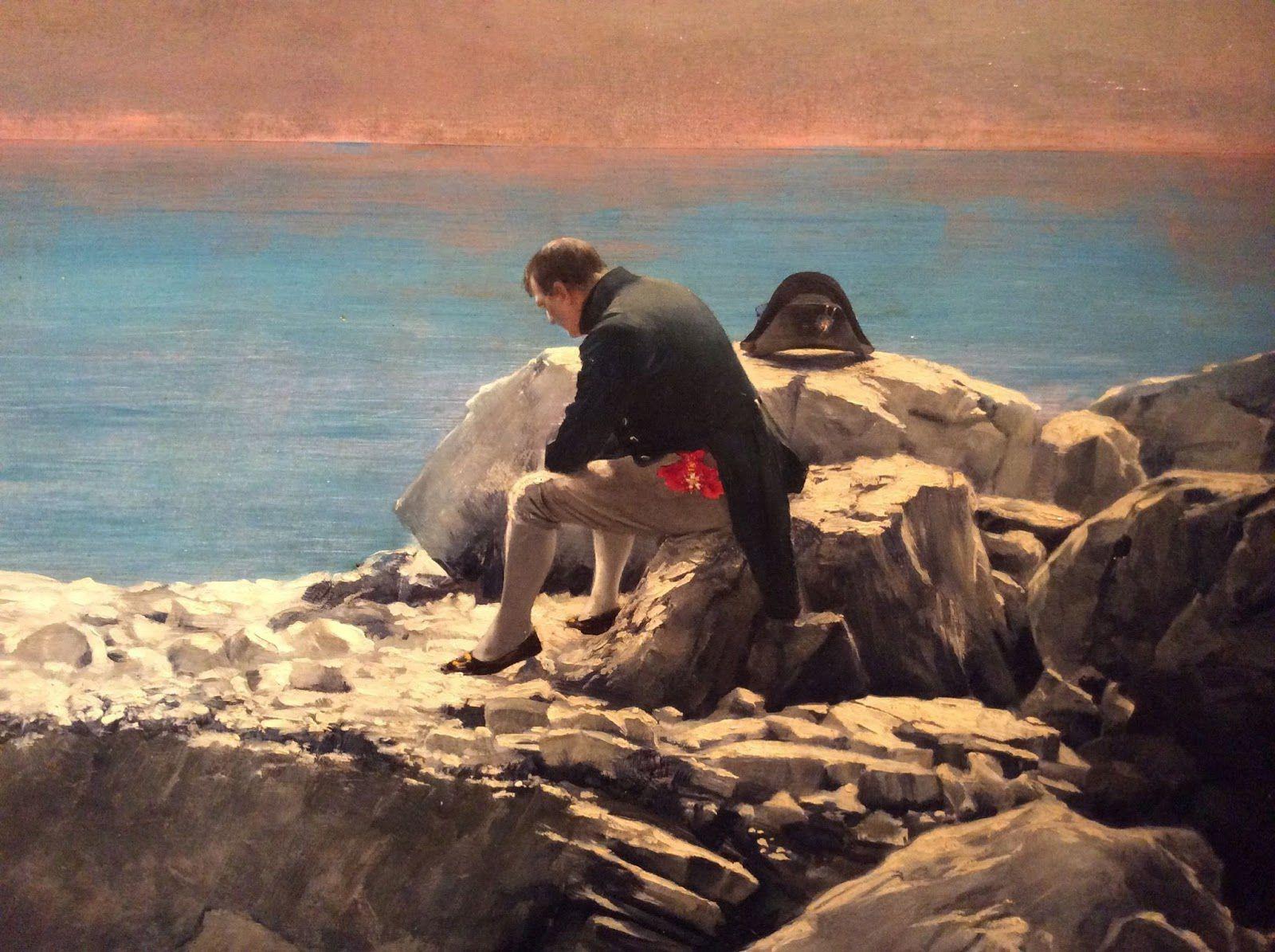 """L'impossibilité d'une île / """"C'est fini"""" - Oscar Rex."""