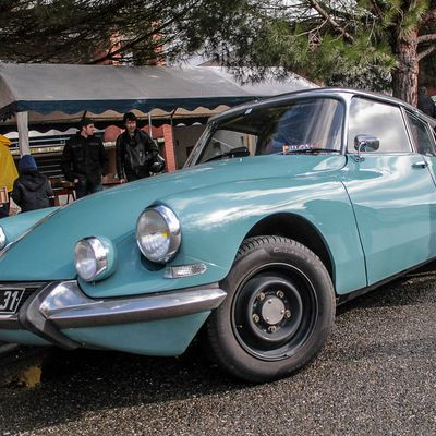 Citroën DS coupé