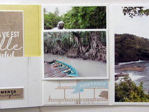 "Mini album ""Voyager"" : les photos"