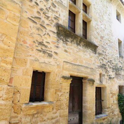 Le village d'Ansouis (3) / Balade dans le Vaucluse