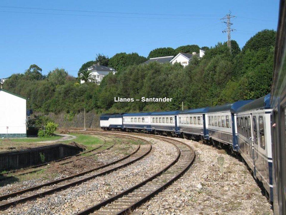 Pays Etranger - El Transcantabrico - (Train Espagnol)