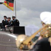 Sous l'eau et sur l'air. Un sous-marin allemand et un drone français dans l'opération Irini - B2 Le média de l'Europe géopolitique