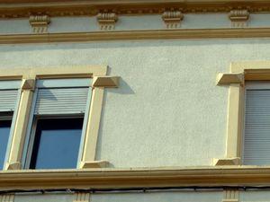 N° 44 rue Poincaré à Algrange - Epicerie - Habitation