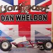 DW-1 DAN WHELDON COMMEMORATIVE SPECIAL HOT WHEELS 1/64 INDYCAR OVAL COURSE RACE CAR COMMEMORATION PILOTE DAN WHELDON - car-collector.net