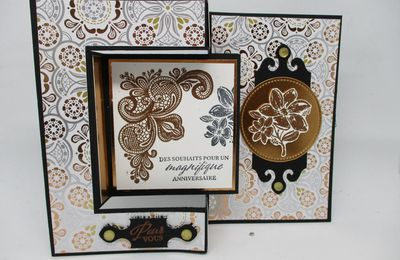 """""""Eloquence simple"""" chez stampin Up!"""