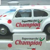 VW COX 1300 MAGASIN SUPERMARCHE CHAMPION NOREV 1/43 - car-collector.net