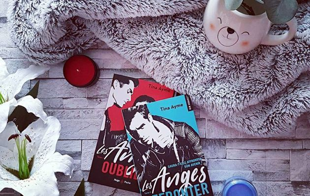 Les anges, tome 2 : affronter - Tina Ayme