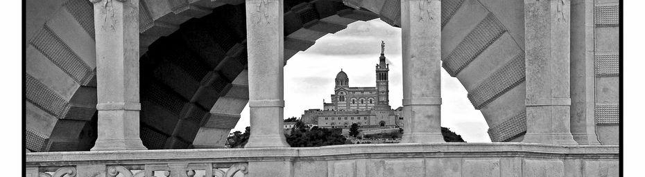 Marseille en Noir et Blanc