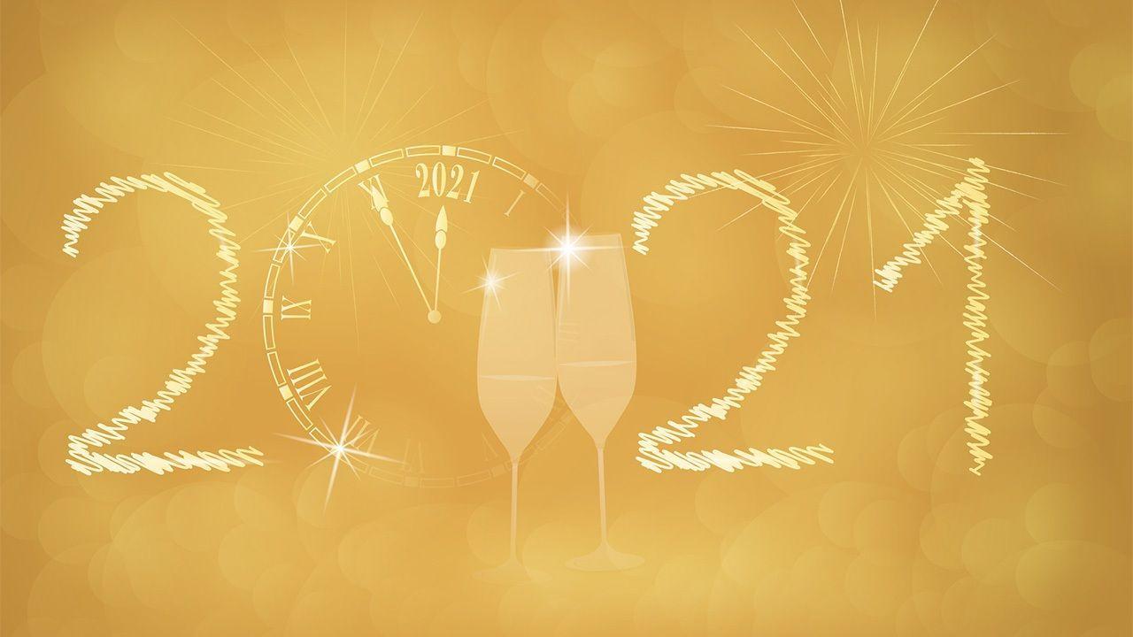 Nos Voeux pour 2021!!!