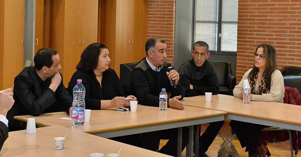 Congrès Région Sud Pyrénées Harkie à Toulouse 21- 02 - 2015