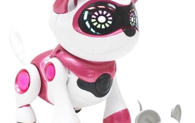 Chien robot king jouet