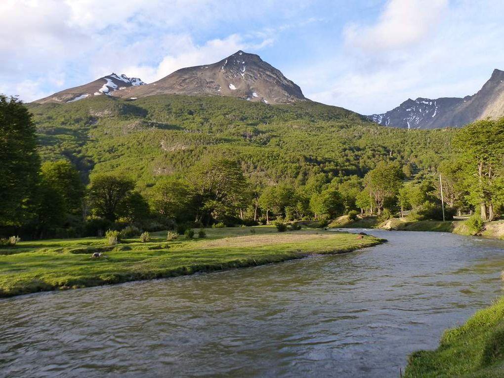 Ushuaïa et la Terre de Feu