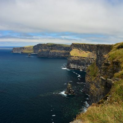 Cliffs of Moher - Irish Road Trip