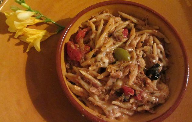 One pot pasta au thon