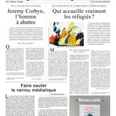 Le Monde diplomatique, octobre 2015