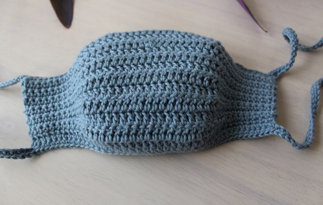 Support de masque au crochet