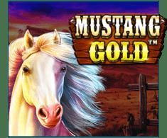 machine a sous mobile Mustang Gold logiciel Pragmatic Play