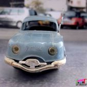 NOUVELLE PANHARD DYNA Z 1954 NOREV 1/43 - car-collector.net