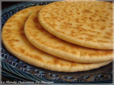 Kesra (galette Algerienne)