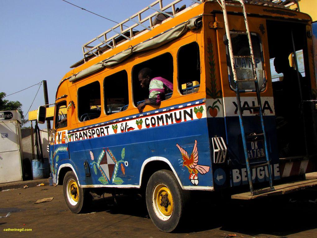 """Escale de Dakar lors du trajet Bilbao Buenos Aires sur le """"Grande Buenos Aires"""