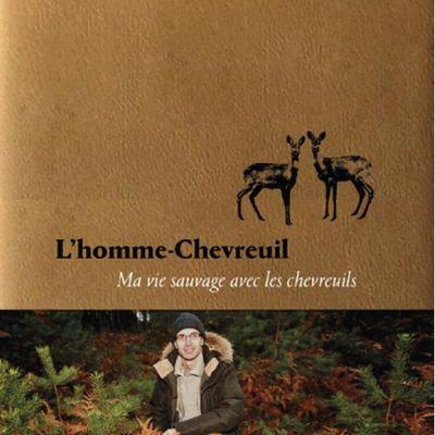 L'homme-chevreuil (Geoffroy Delorme Ed: Les Arènes)