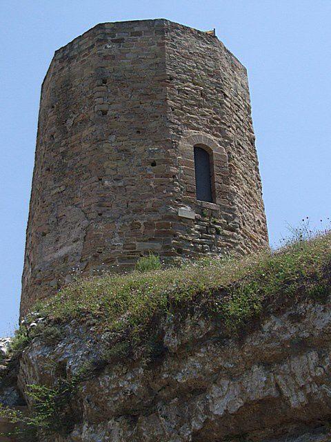 Diaporama château d'Odena