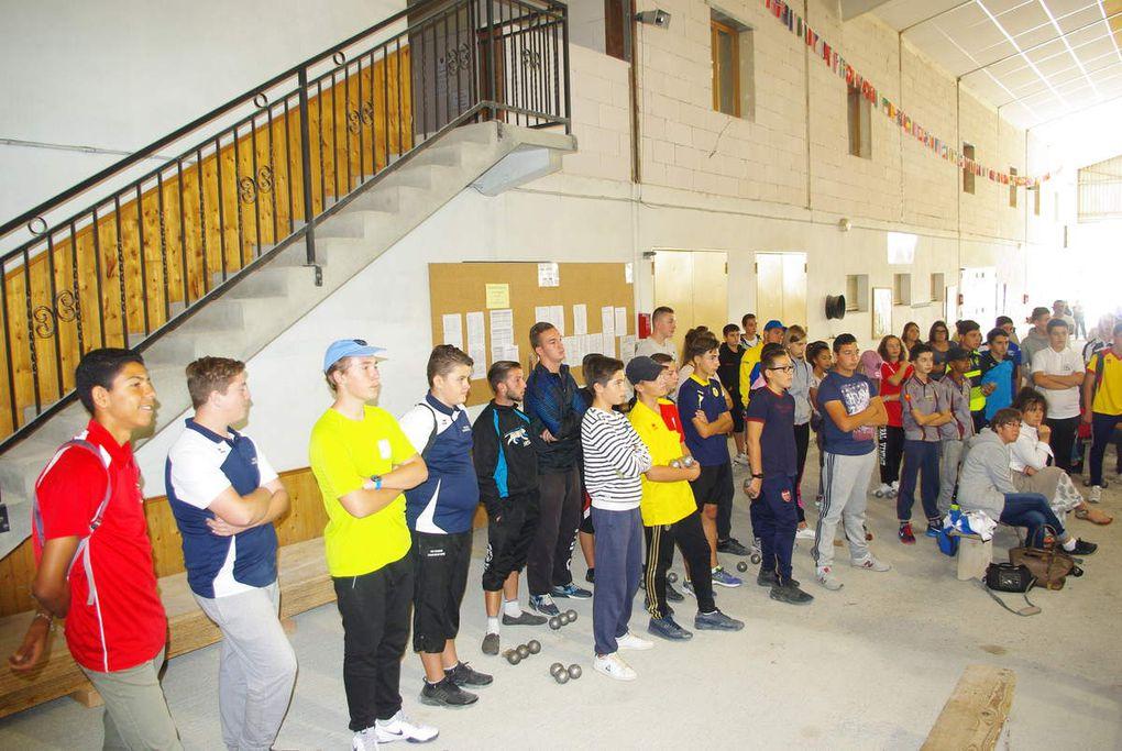 Sélections Jeunes Ligue Midi-Pyrénées 2016