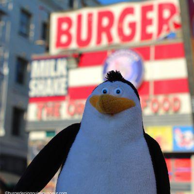 Burger Le Pingouin Voyageur