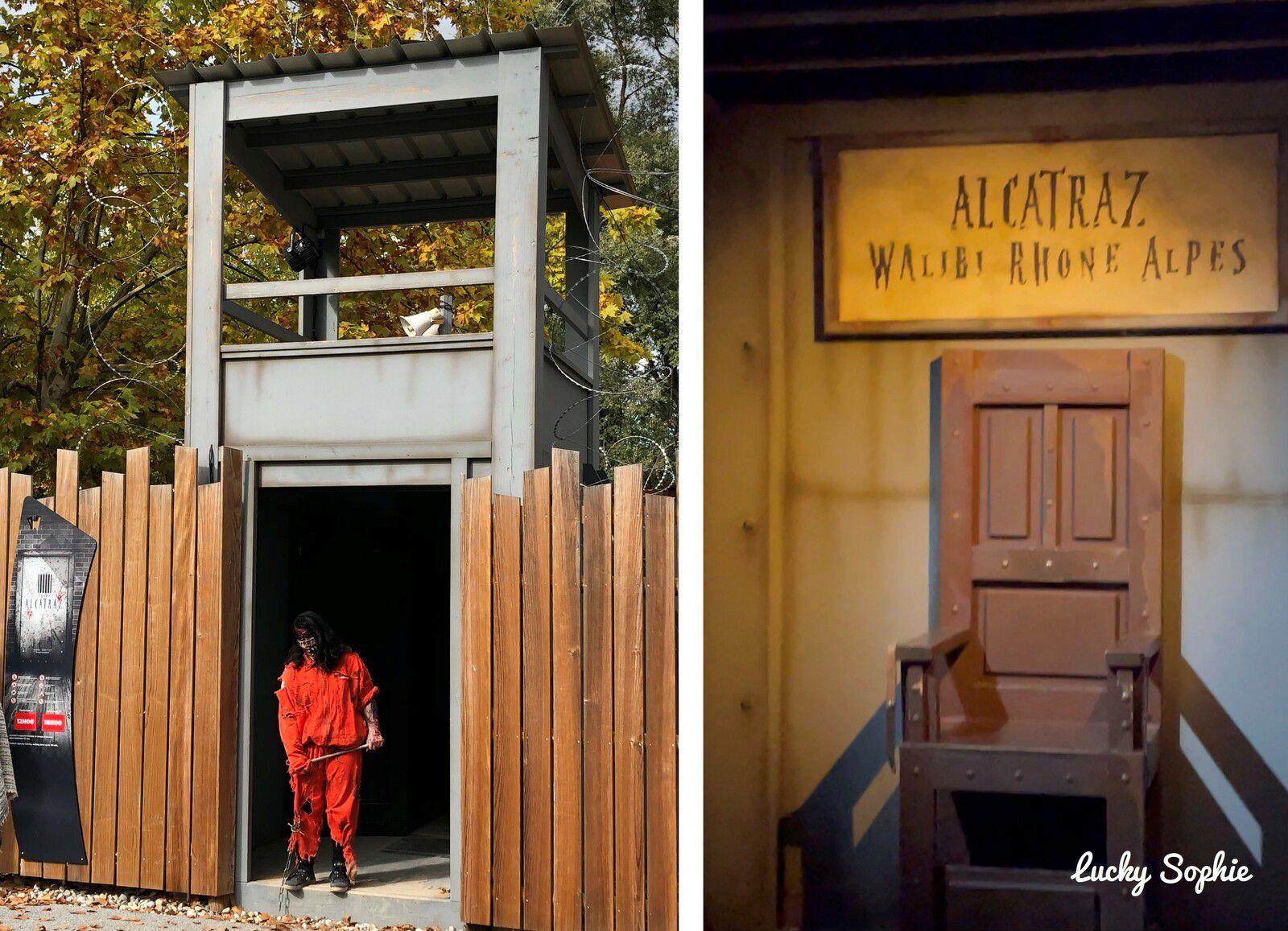 Halloween à Walibi : maisons hantées & Dr Mystic Show