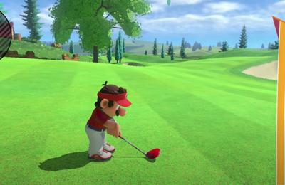 [TEST FLASH] Mario Golf Super Rush / Switch