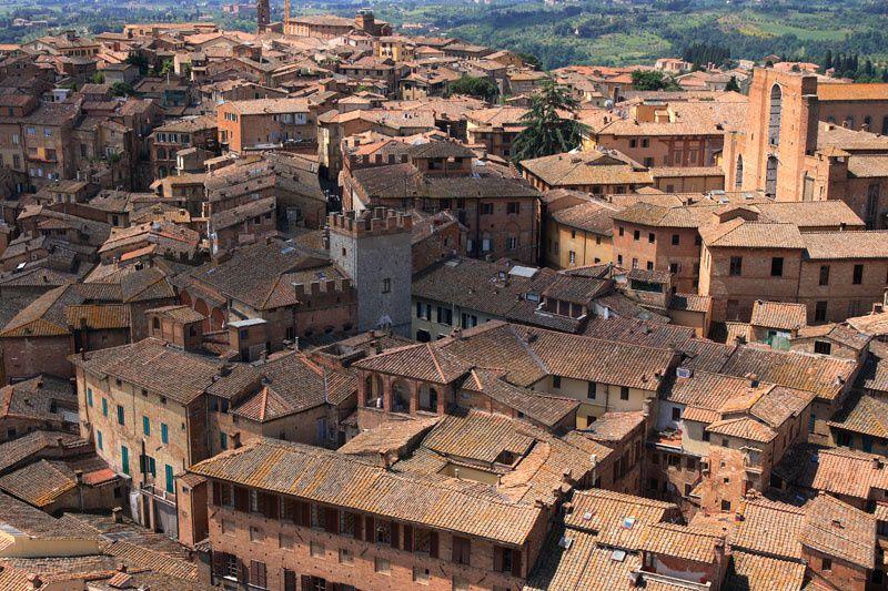 Balades à Florence et Sienne et le long de l'Arno. Couleurs. Errances.