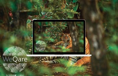 Qatar Airways présente « Rewild the Planet », le Chapitre 2 de son programme WeQare