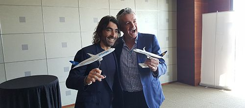 Travel : Now you can book Air Europa long haul flights on the Ryanair.com website