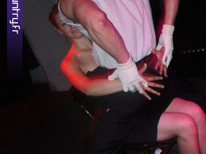Chippendales stripteaseur Metz