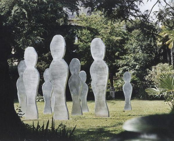 La Voile d'Or présente La Foule Exposition de sculptures de Miryan Klein
