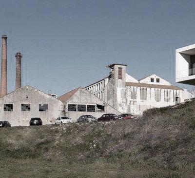 HOTEL & CATERING SCHOOL by EDUARDO SOUTO DE MOURA + GRAçA CORREIA