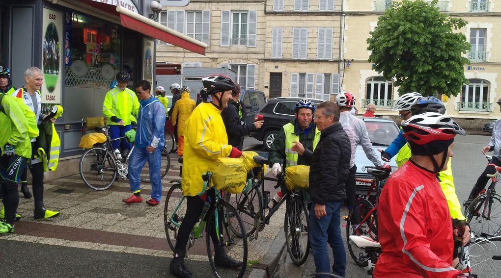 06/05/17 ESCAPADE CHINOISE SUR LA ROUTE DU PARIS-BREST-PARIS
