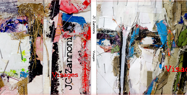 Album - Visages-JC Zannoni