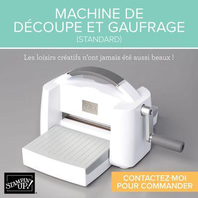 Nouvelles machine de découpe